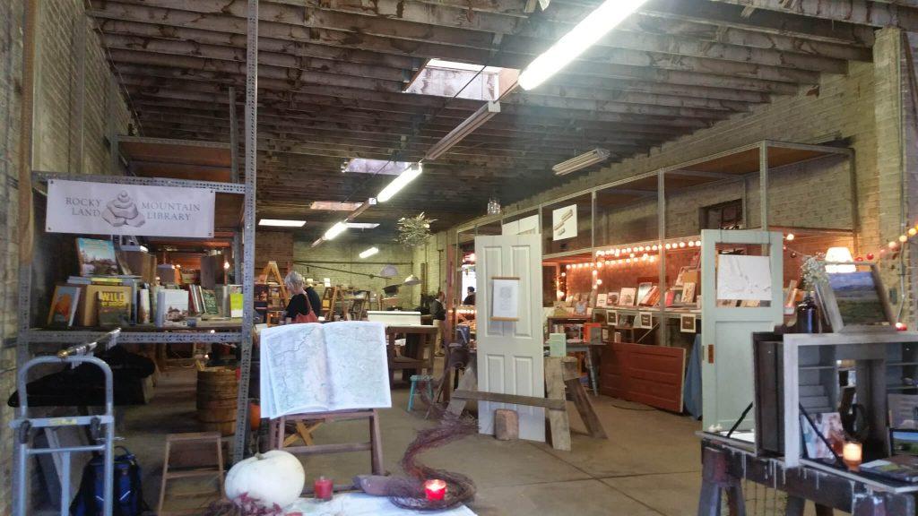 Rocky Mountain Land Library eatwalklearn