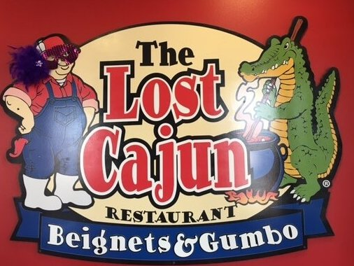 lost cajun yummy review eatwalklearn